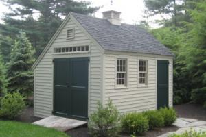 Cape cod sheds garden sheds storage sheds shed kits for Cape cod shed plans