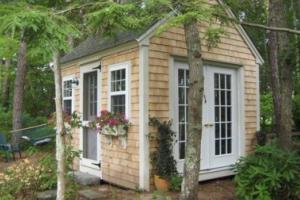 Garden Sheds Kits cape cod sheds ~ garden sheds, storage sheds & shed kits - cape